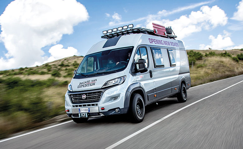 Fiat Ducato Expedition